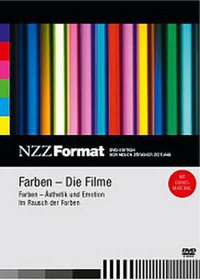 Farben - Die Filme, DVD