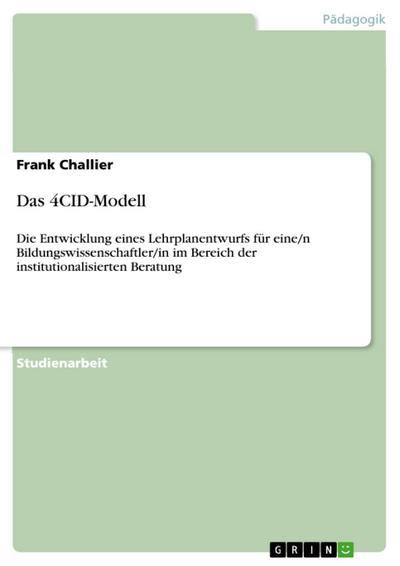 Das 4CID-Modell