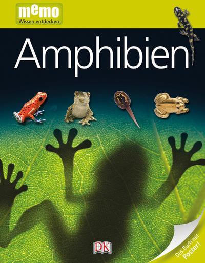 memo Wissen entdecken. Amphibien: Das Buch mit Poster!