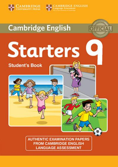 Cambridge English Young Learners.Starters 9. Student's Book