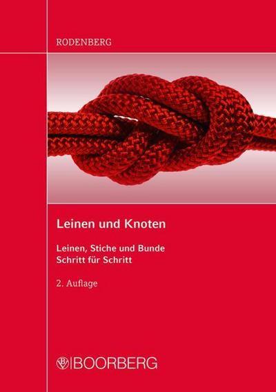 Leinen und Knoten