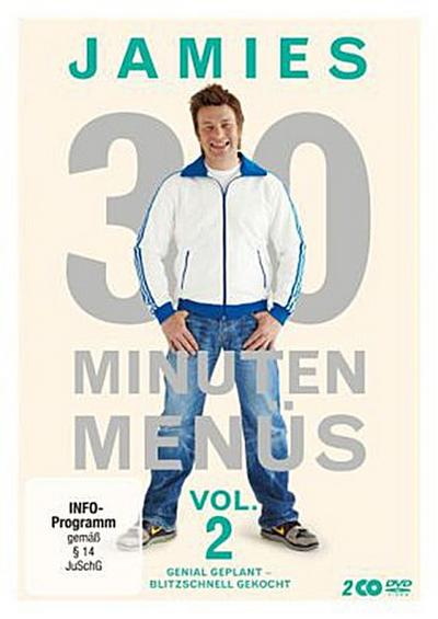 Jamies 30 Minuten Menüs (Vol. 2)