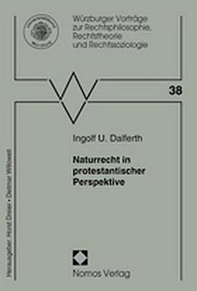Naturrecht in protestantischer Perspektive