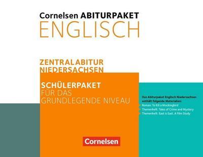 Cornelsen Abiturpaket Englisch - Zentralabitur Niedersachsen 2019