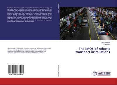 The IMOS of robotic transport installations