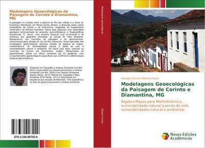 Modelagens Geoecológicas da Paisagem de Corinto e Diamantina, MG