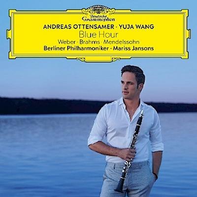 Andreas Ottensamer & Yuja Wang - Blue Hour, 1 Audio-CD