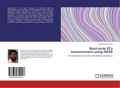Root-zone ECa measurement using EM38