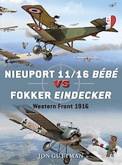 Nieuport 11/16 B b  vs Fokker Eindecker