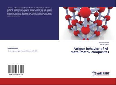 Fatigue behavior of Al- metal matrix composites