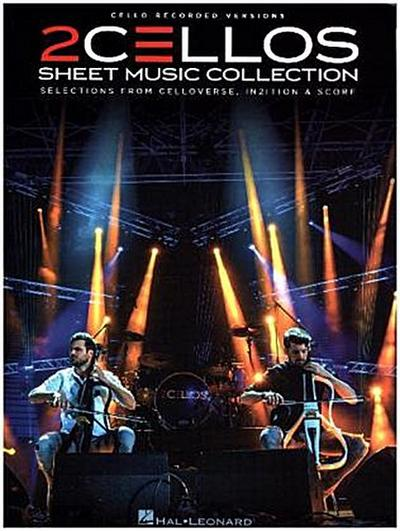Sheet Music Collection (Selections From Celloverse, In2ition & Score)