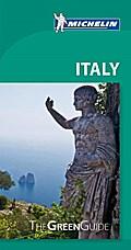 Michelin The Green Guide Italy; MICHELIN Grüne Reiseführer; Englisch