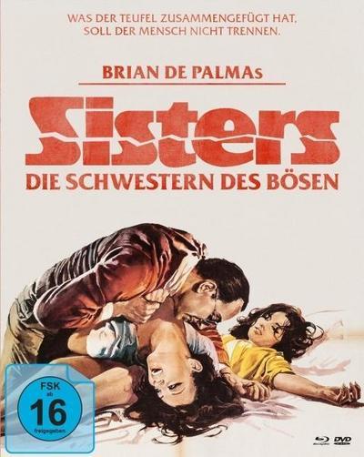 Sisters - Die Schwestern des Bösen (Mediabook, Blu-ray + 2 DVDs)