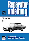 Simca 1301 S/1501 S: Reprint der 6. Auflage 1 ...