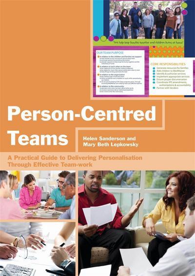 Person-Centred Teams