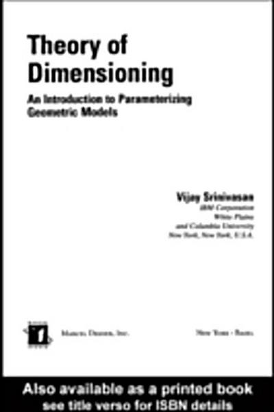 Theory of Dimensioning
