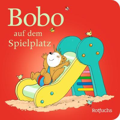 Bobo auf dem Spielplatz