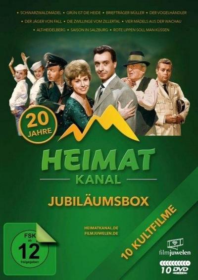 Heimatkanal - Jubiläumsbox