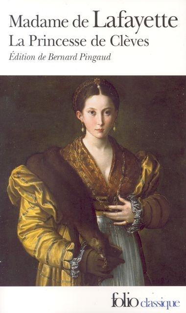 La Princesse de Cleves Marie de Lafayette 9782070414437