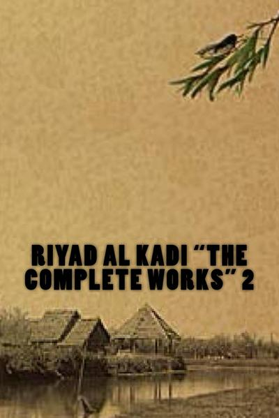 Complete Work - Riyad AL kadi
