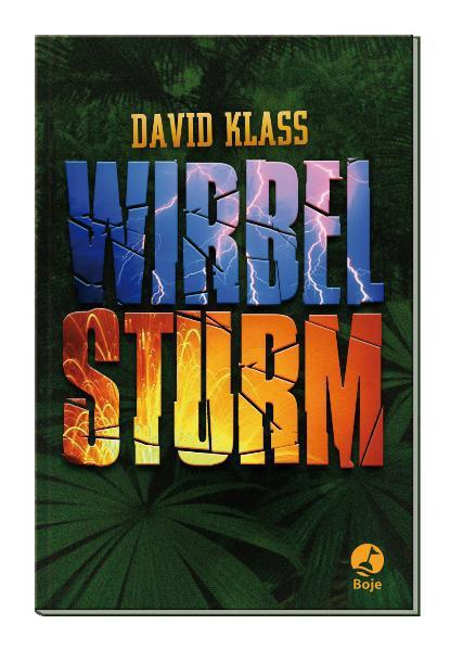 David Klass ~ Wirbelsturm 9783414820648