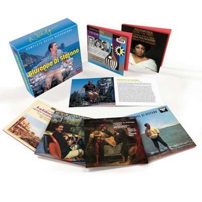 Giuseppe Di Stefano: Complete Decca Recordings