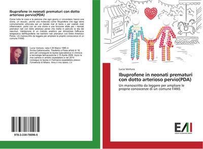 Ibuprofene in neonati prematuri con dotto arterioso pervio(PDA)