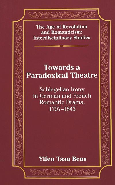 Towards a Paradoxical Theatre