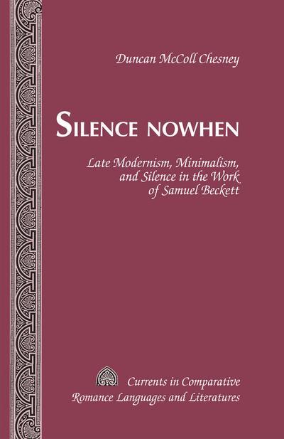 Silence Nowhen