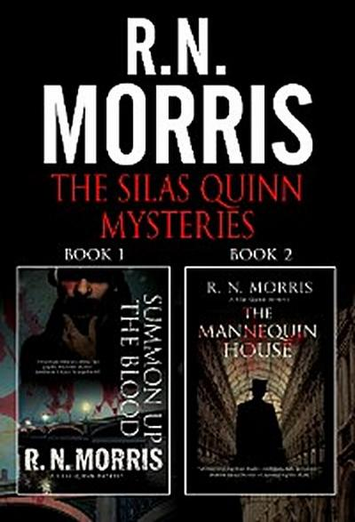 The Silas Quinn Mysteries Omnibus