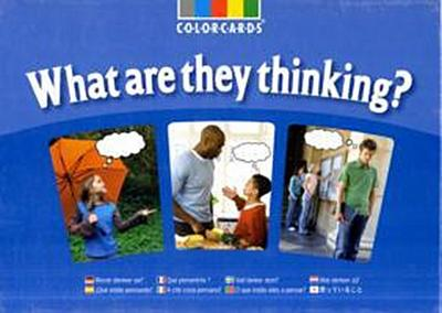 What are They Thinking?: Colorcards