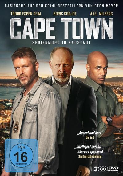 Cape Town - Serienmord in Kapstadt
