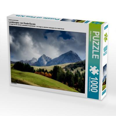 Ein Motiv aus dem Kalender Landscapes von Haute-Savoie (Puzzle)
