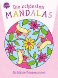 Die schönsten Mandalas für kleine Prinzessinn ...