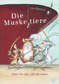 Die Muskeltiere; Einer für alle - alle für einen; Die Muskeltiere; Ill. v. Krause, Ute; Deutsch; Mit fbg. Illustrationen