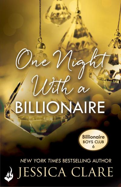 One Night With A Billionaire: Billionaire Boys Club 6