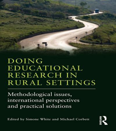 Doing Educational Research in Rural Settings