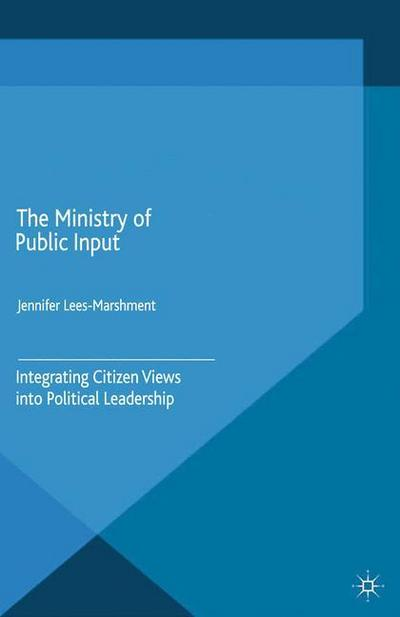 The Ministry of Public Input