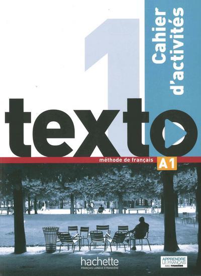 texto 1. Arbeitsbuch mit Audio-CD und Lösungsheft
