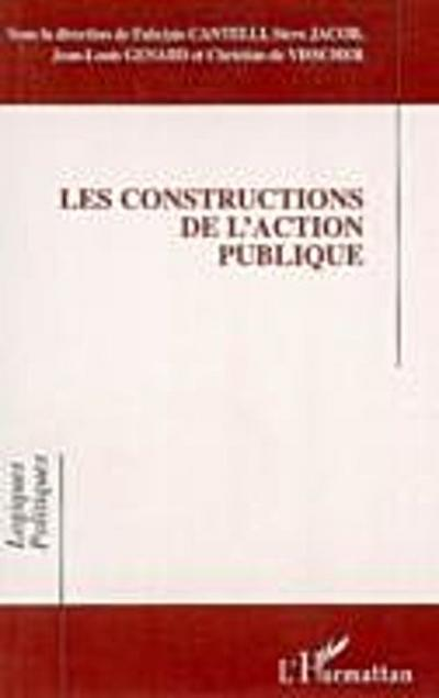 Constructions de l'action publique