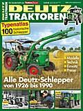 TRAKTOR CLASSIC SPECIAL: Typenkatalog Deutz-Traktoren