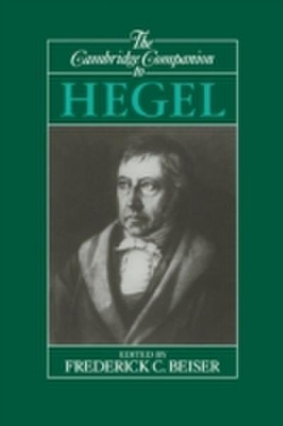 Cambridge Companion to Hegel