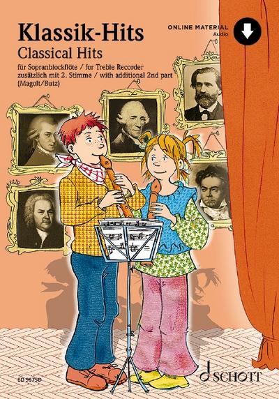 Klassik-Hits. Ausgabe mit CD