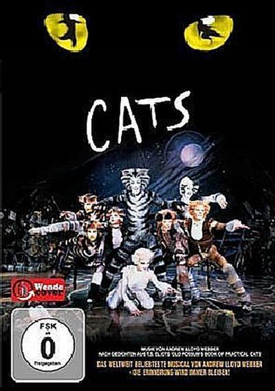 Cats, 1 DVD