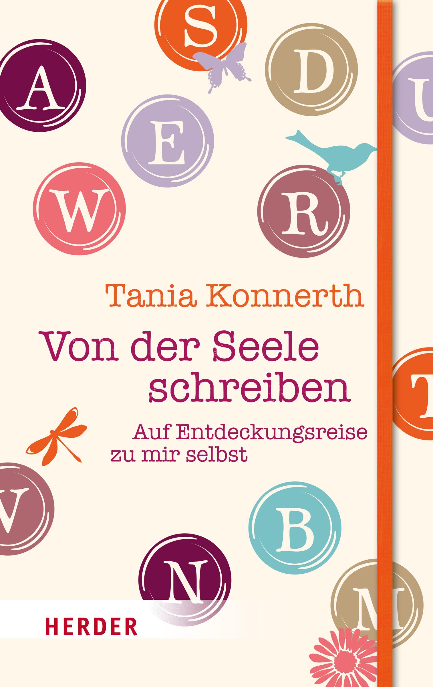 Von der Seele schreiben Tania Konnerth 9783451315763