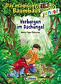 Das magische Baumhaus junior 06 - Verborgen im Dschungel