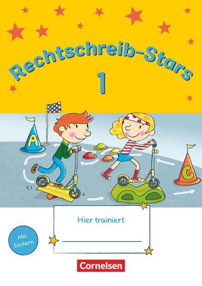 Rechtschreib-Stars 1. Schuljahr - Übungsheft