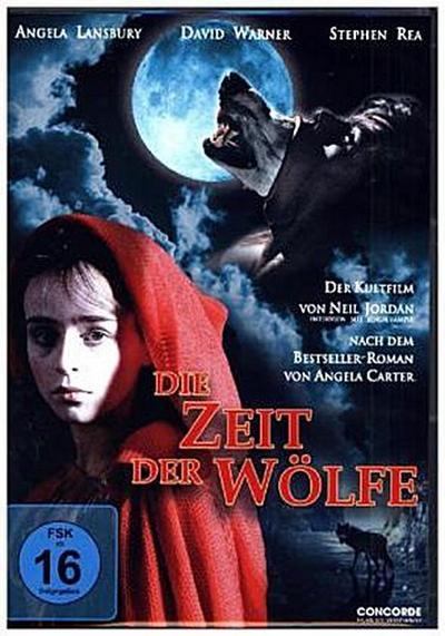 Die Zeit der Wölfe, 1 DVD