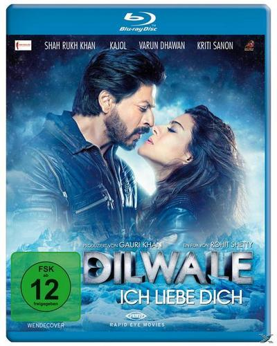 Dilwale-Ich Liebe Dich (Blu-Ray)