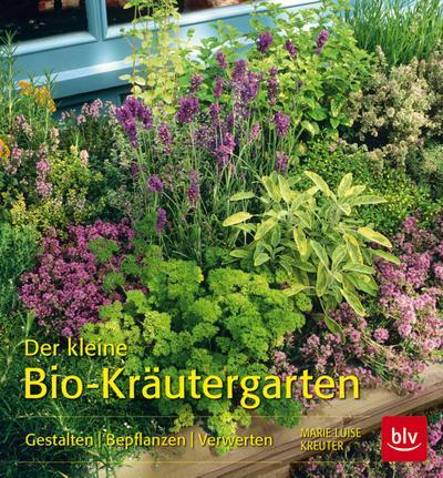 Der kleine Bio-Kräutergarten